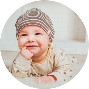 Haine bebeluși (0-9 luni)